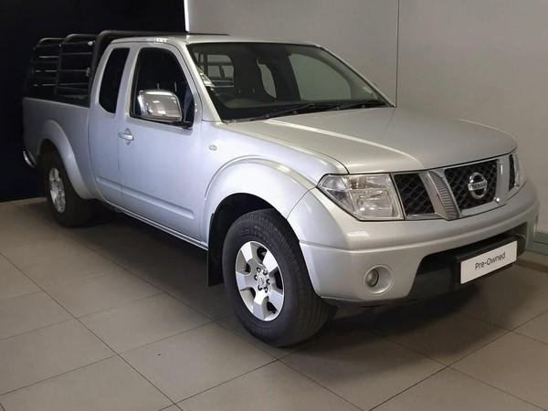 2011 Nissan Navara 2.5 Dci  Xe Kcab Pu Sc  Free State Bethlehem_0