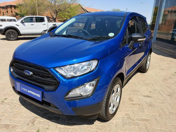 2019 Ford EcoSport 1.5TDCi Ambiente Gauteng Vanderbijlpark_0