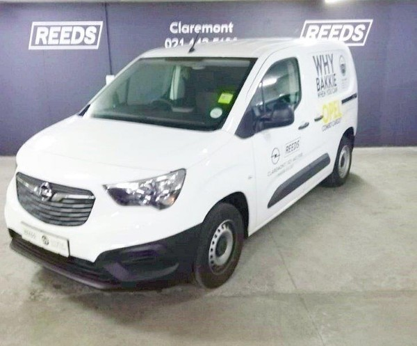 2020 Opel Combo Cargo 1.6TD FC PV Western Cape Claremont_0