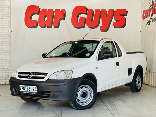 2009 Opel Corsa Utility 1.4i Club SC Gauteng Pretoria_0