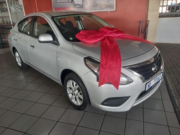 2018 Nissan Almera 1.5 Acenta Auto Limpopo Polokwane_0