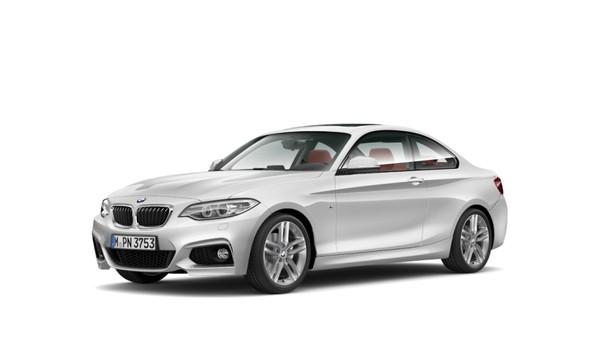 2016 BMW 2 Series 220i M Sport Auto Gauteng Roodepoort_0