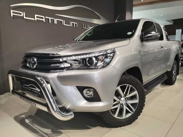2019 Toyota Hilux 2.8 GD-6 RB Raider Auto PU ECAB Gauteng Four Ways_0