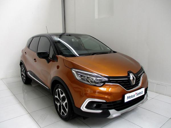 2020 Renault Captur 900T Dynamique 5-Door 66KW Gauteng Bryanston_0