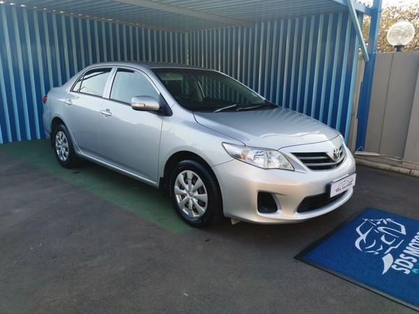 2013 Toyota Corolla 1.3 Professional  Kwazulu Natal Bluff_0