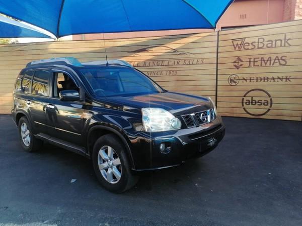 2008 Nissan X-Trail 2.0 Dci 4x2 Xe r82r88  Gauteng Rosettenville_0