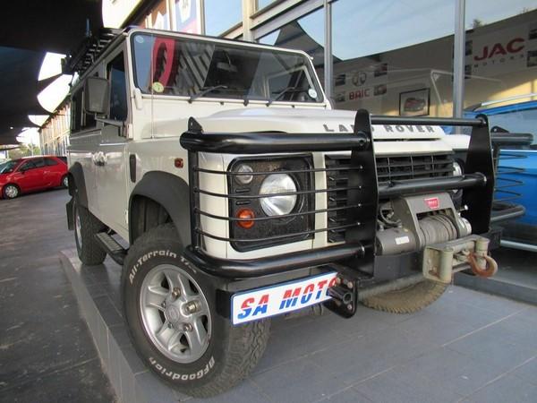 2008 Land Rover Defender Puma 110 Sw  Gauteng Randburg_0