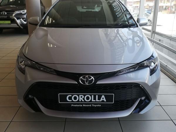 2020 Toyota Corolla 1.2T XS 5-Door Gauteng Pretoria North_0