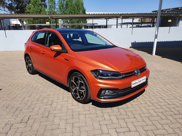 2019 Volkswagen Polo 1.0 TSI Highline 85kW Free State Bloemfontein_0