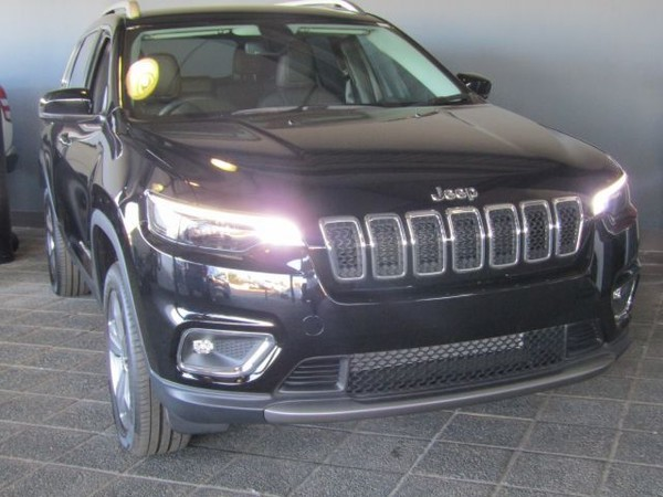 2020 Jeep Cherokee 2.0T Limited Auto Limpopo Polokwane_0