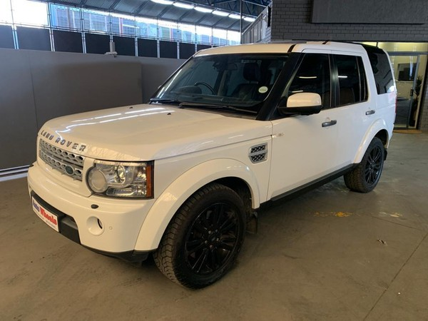 2011 Land Rover Discovery 4 3.0 Tdv6 Hse  Free State Bloemfontein_0
