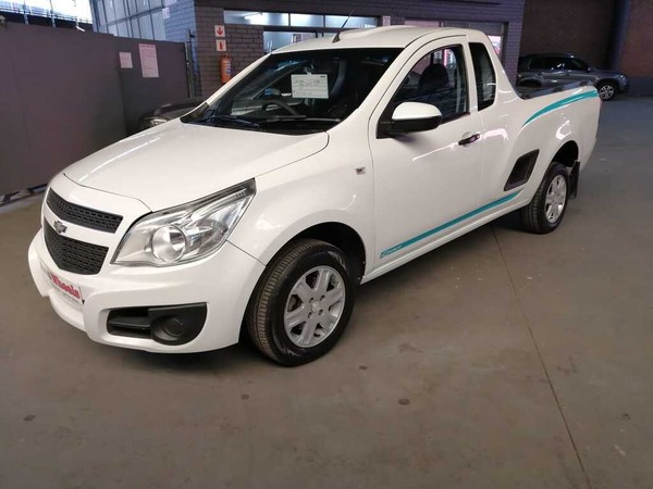 2012 Chevrolet Corsa Utility 1.3d Ac Pu Sc  Free State Bloemfontein_0
