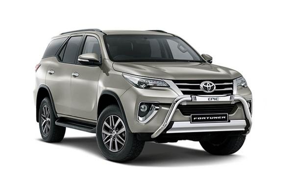 2020 Toyota Fortuner 2.8GD-6 4X4 Auto Gauteng Sandton_0