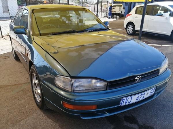 1997 Toyota Camry 300 Sei At  Gauteng Johannesburg_0