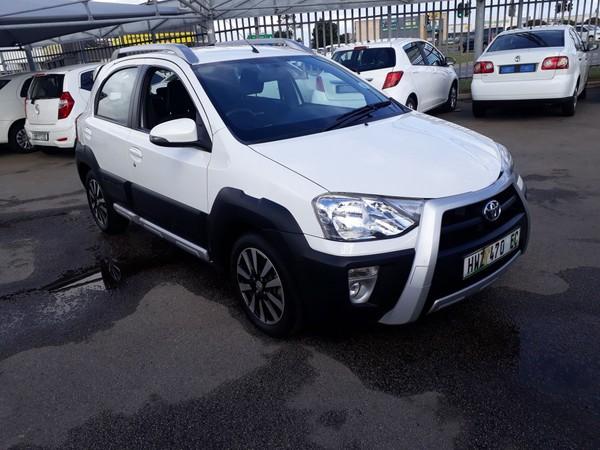 2017 Toyota Etios Cross 1.5 Xs 5Dr Eastern Cape Port Elizabeth_0