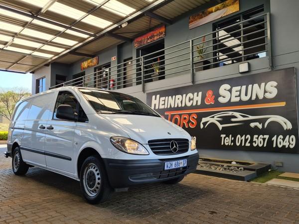 2007 Mercedes-Benz Vito 115 2.2 Cdi Crew Bus  Gauteng Pretoria_0