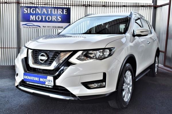 2019 Nissan X-Trail 2.5 Acenta 4X4 CVT Gauteng Boksburg_0
