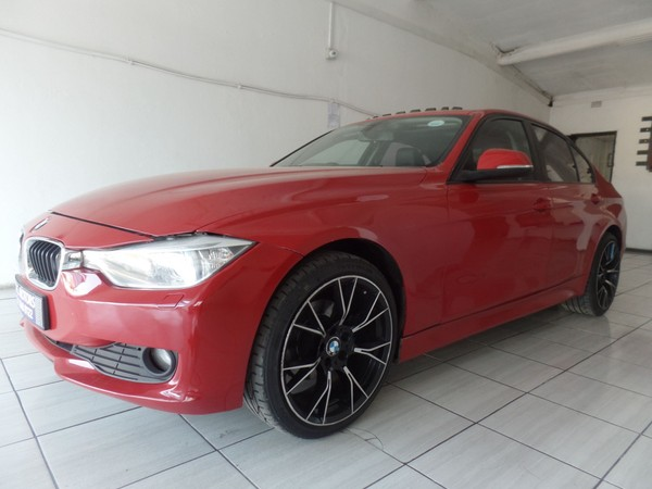 2015 BMW 3 Series 320i  At f30  Gauteng Johannesburg_0