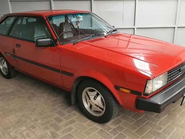 1984 Toyota Corolla 1.8 Se  Free State Bloemfontein_0