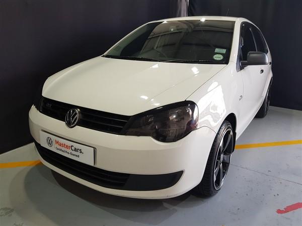 2013 Volkswagen Polo Vivo 1.6 Trendline 5Dr Kwazulu Natal Hillcrest_0