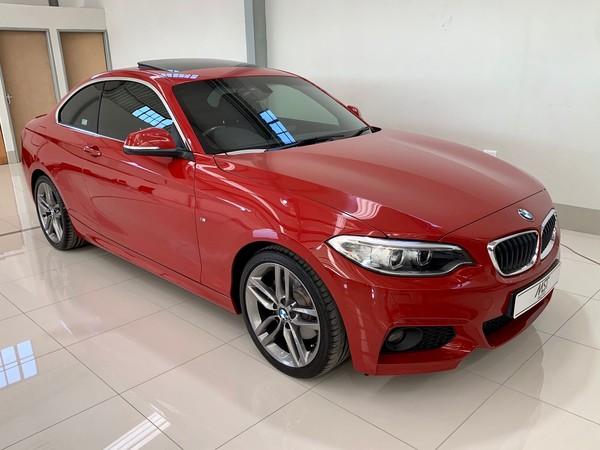 2017 BMW 2 Series 220D M Sport Auto Kwazulu Natal Newcastle_0