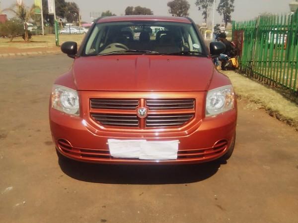 2009 Dodge Caliber 2.0 Sxt  Gauteng Alrode_0