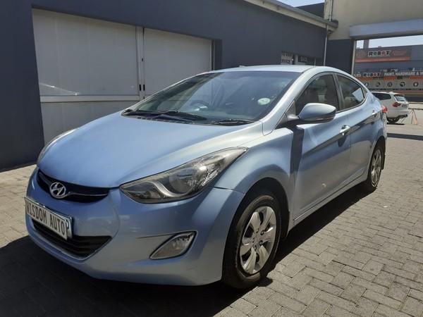 2012 Hyundai Elantra 1.6 Gls  Gauteng Johannesburg_0