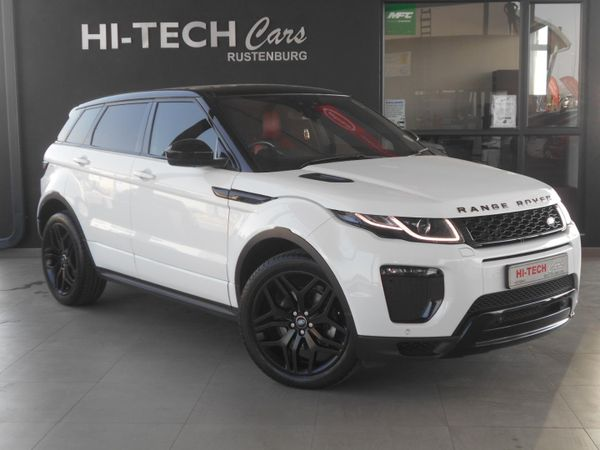 2018 Land Rover Evoque 2.0 TD4 HSE Dynamic Auto with Only 47000km North West Province Rustenburg_0