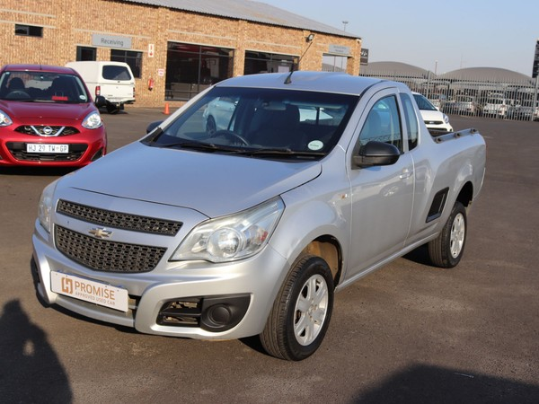 2012 Chevrolet Corsa Utility 1.4 Club Pu Sc  Gauteng Springs_0