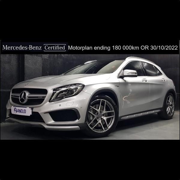 2014 Mercedes-Benz GLA 45 AMG Gauteng Benoni_0