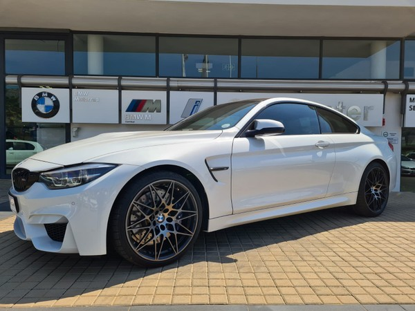 2018 BMW M4 Coupe M-DCT Competition Gauteng Roodepoort_0