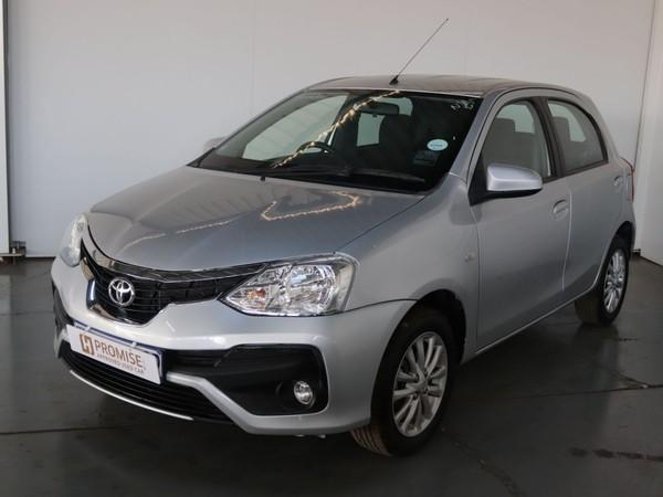 2019 Toyota Etios 1.5 Xs  Gauteng Springs_0