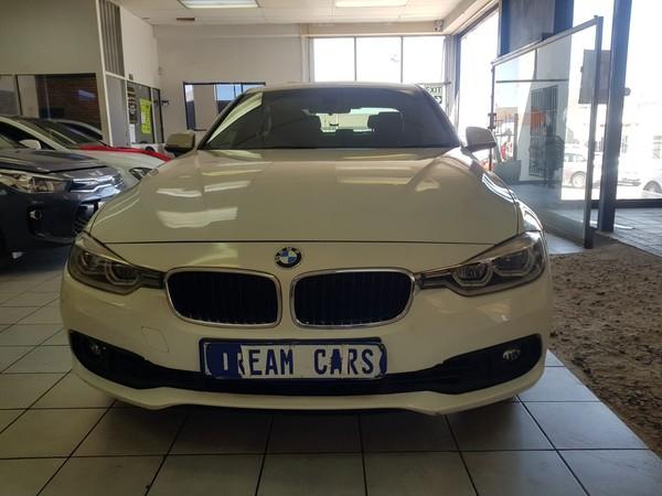 2018 BMW 3 Series 320D M Sport Auto G20 Gauteng Johannesburg_0