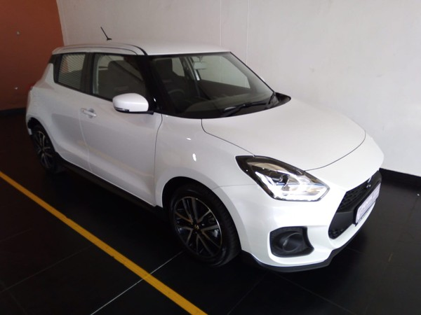 2020 Suzuki Swift 1.4T Sport Auto Gauteng Pretoria_0
