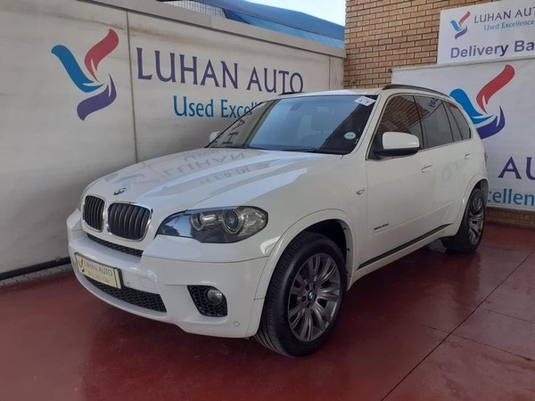 2011 BMW X5 Xdrive30d M-sport At  Gauteng Pretoria_0