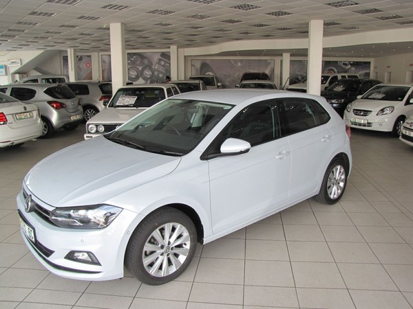 2018 Volkswagen Polo 1.0 TSI Highline DSG 85kW Eastern Cape Port Elizabeth_0