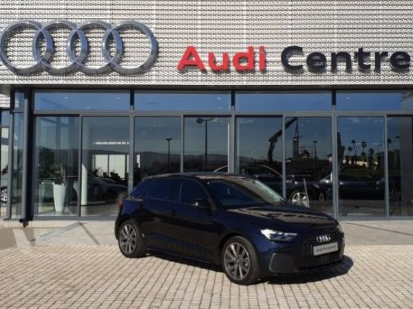 2020 Audi A1 Sportback 1.4 TFSI S Tronic 35 TFSI Western Cape Century City_0