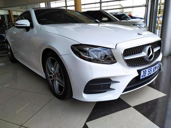 2019 Mercedes-Benz E-Class E 220d Coupe Gauteng Johannesburg_0