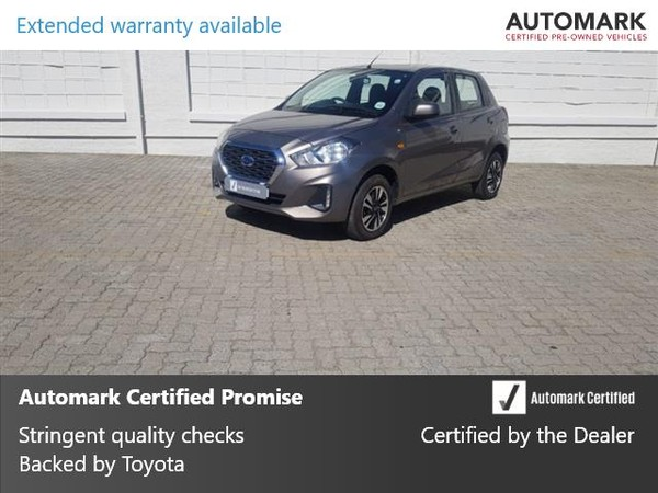 2019 Datsun Go 1.2 LUX Free State Kroonstad_0