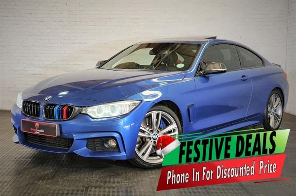 2014 BMW 4 Series 428i Coupe Auto Gauteng Edenvale_0