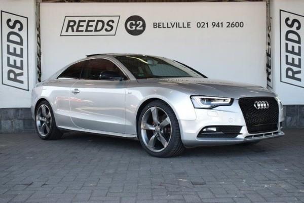 2013 Audi A5 2.0 Tdi Multi  Western Cape Bellville_0