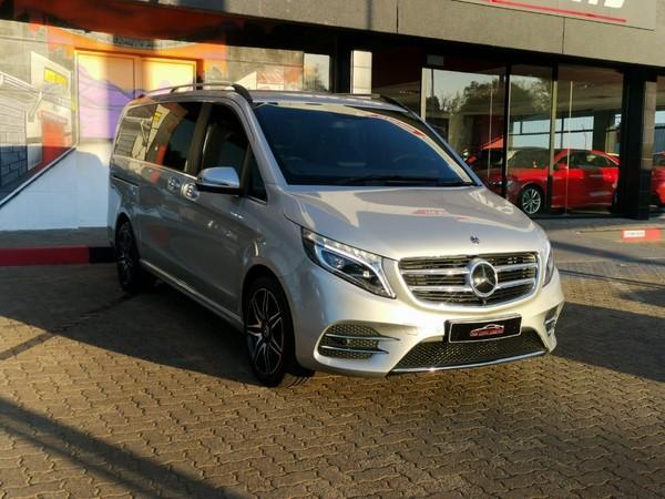 2018 Mercedes-Benz V-Class V250 Bluetech Avantgarde Auto Gauteng Sandton_0