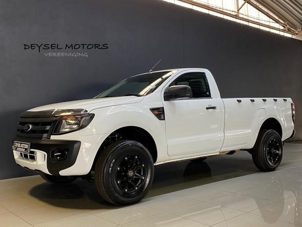 2013 Ford Ranger 2.2tdci Xl Pu Sc  Gauteng Vereeniging_0