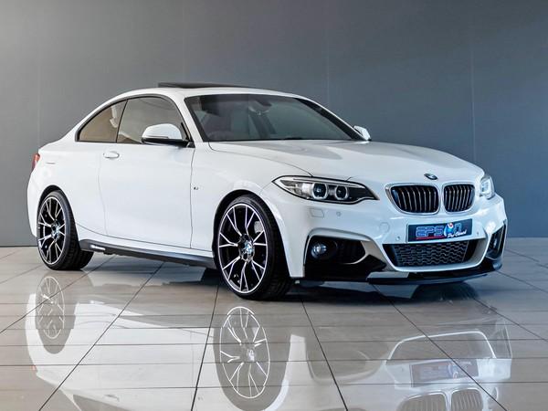 2016 BMW 2 Series 220D M Sport Auto Gauteng Nigel_0