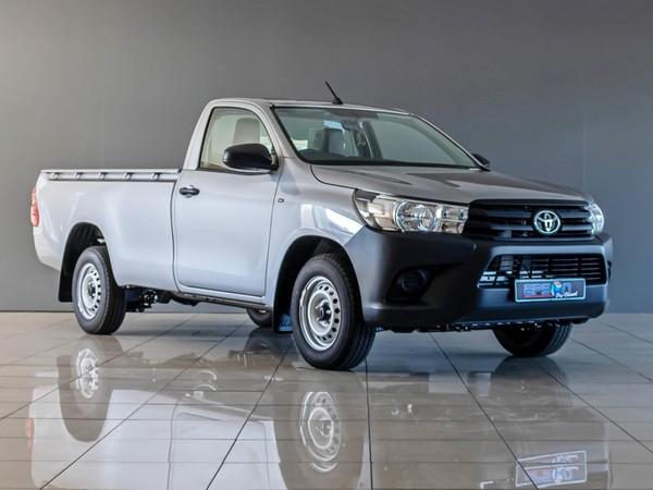 2020 Toyota Hilux 2.0 VVTi AC Single Cab Bakkie Gauteng Nigel_0