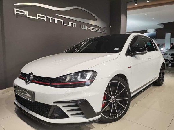 2016 Volkswagen Golf VII GTi 2.0 TSI DSG Clubsport Gauteng Four Ways_0