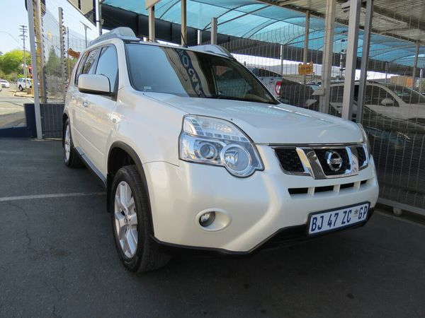 2011 Nissan X-Trail 2.0 Dci Le At r84r90  Gauteng Johannesburg_0