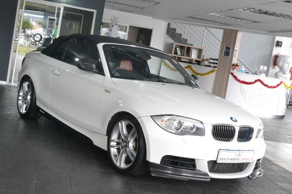 2013 BMW 1 Series 135i Convertible At  Gauteng Roodepoort_0