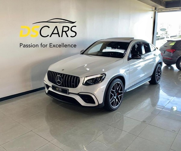 2018 Mercedes-Benz GLC GLC 63S Coupe 4MATIC Western Cape Century City_0