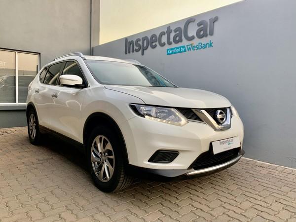 2017 Nissan X-Trail 1.6dCi XE T32 Gauteng Pretoria_0